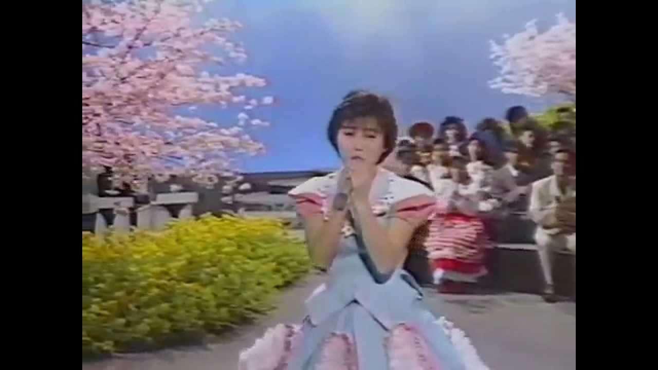 酒井法子 GUANBARE 1988-03-02 - YouTube