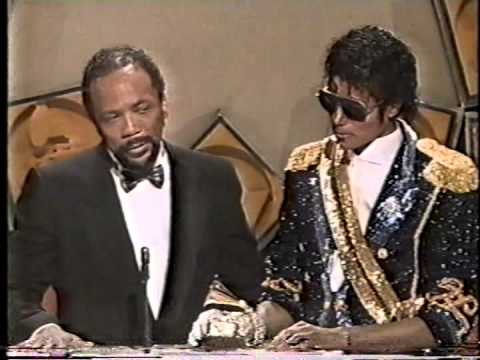 Michael Jackson Grammy Awards 1984 - YouTube