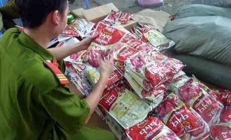 ハノイ:中国製の「魔法の添加物」150キロを押収 - 社会 - VIETJO 日刊ベトナムニュース