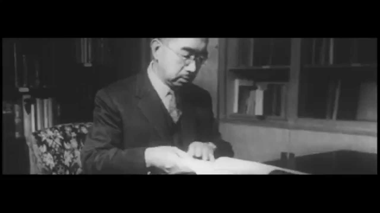 【1962年4月29日】 昭和天皇61歳の誕生日 著書はベストセラーに - YouTube