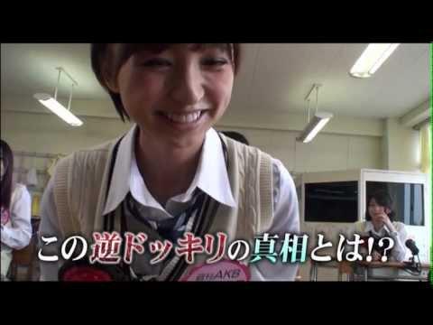 【放送事故】 篠田麻里子 仁藤萌乃にマジ切れ AKB48 - YouTube