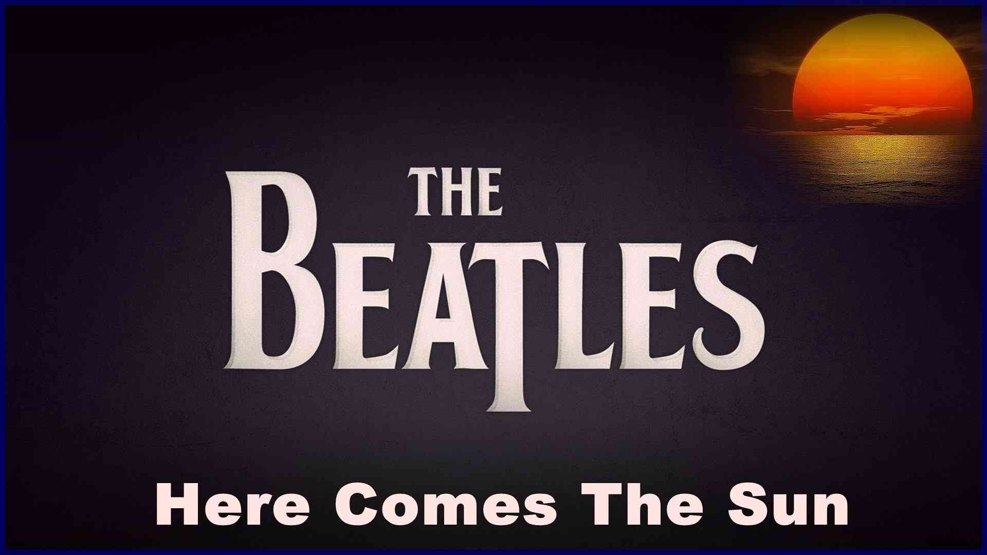 The Beatles - Here Comes The Sun [Digital Remastered] - YouTube