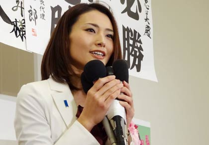 金子恵美議員 宮崎謙介氏との離婚を相談、相手はなんと夫の前妻!