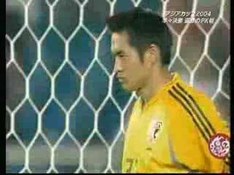 Japan vs Jordan PK - YouTube