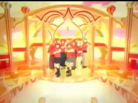 グリコポッキー モーニング娘。2000年 - YouTube