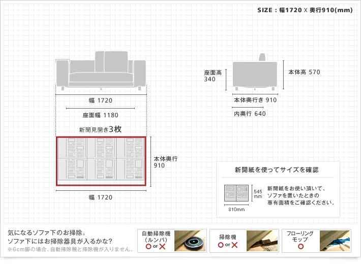 リビングのソファやリビングテーブルは大きめを買いますか?