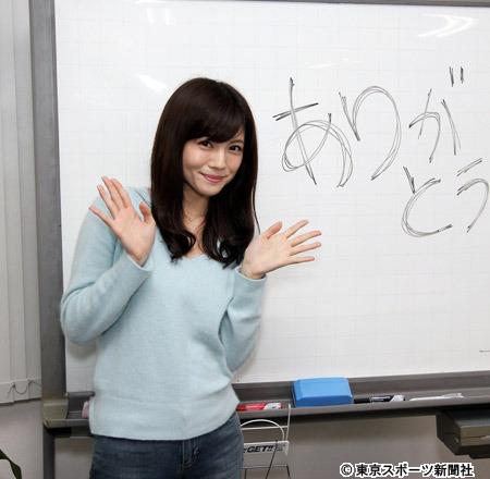 テラハ・松川佑依子 芸能界引退「ファンに誰よりも感謝」 (東スポWeb) - Yahoo!ニュース