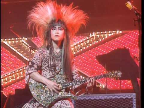 X - Chi to Bara 1990 - Kurenai - YouTube