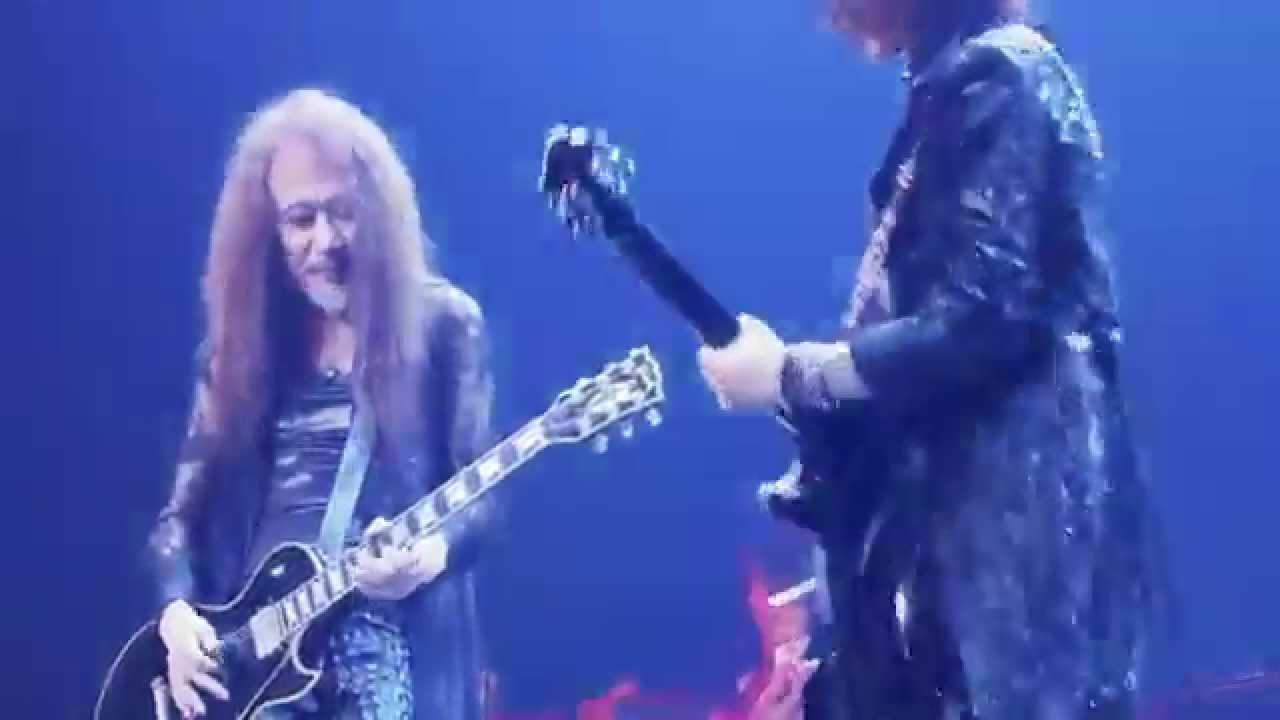 X JAPAN   紅 / Kurenai - [Live,  2015.6.27 LUNATIC FEST.] - YouTube