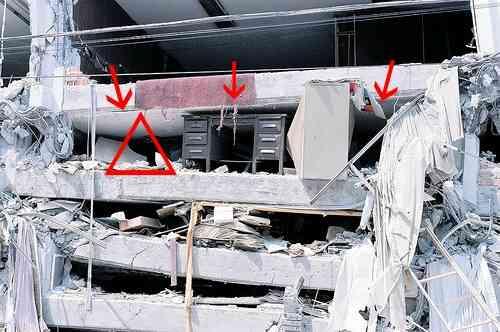 【共有】地震発生時の行動、事前準備【情報交換】