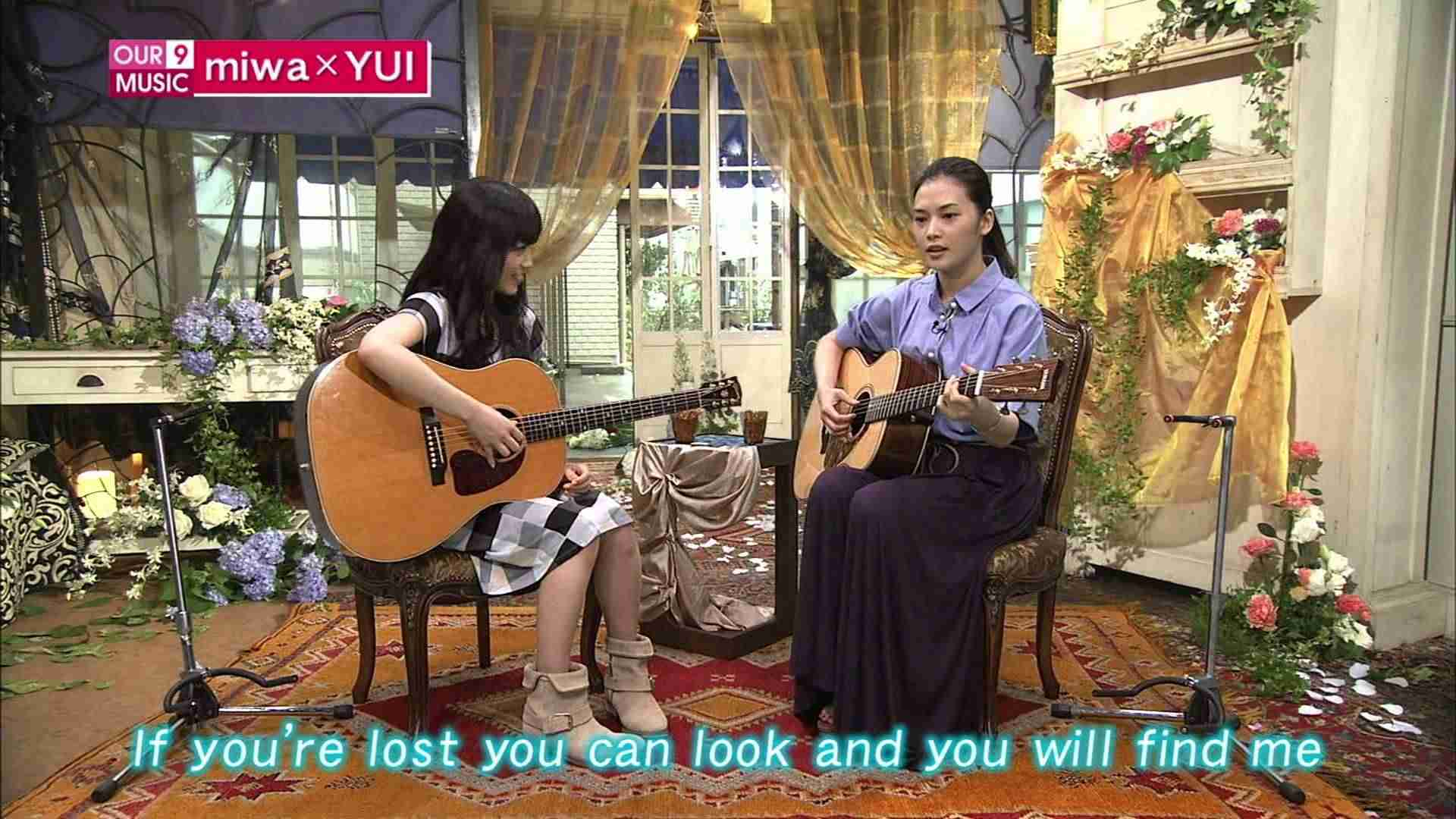 Yui x miwa - Time After Time (Cyndi Lauper Cover) - YouTube