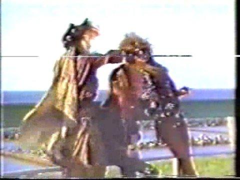 X HIDE PATA TAIJI '89 - YouTube
