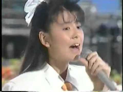 南野陽子 話しかけたかった (1987) - YouTube