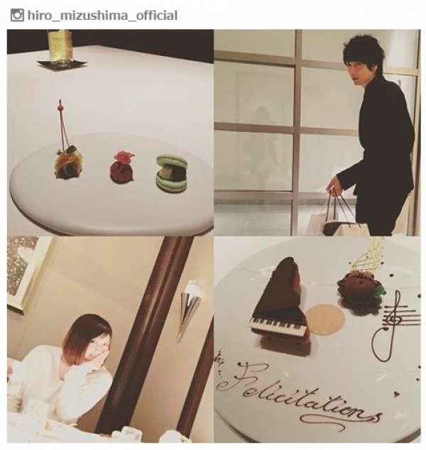 水嶋ヒロ&絢香、結婚7周年迎え祝福殺到「憧れの夫婦」