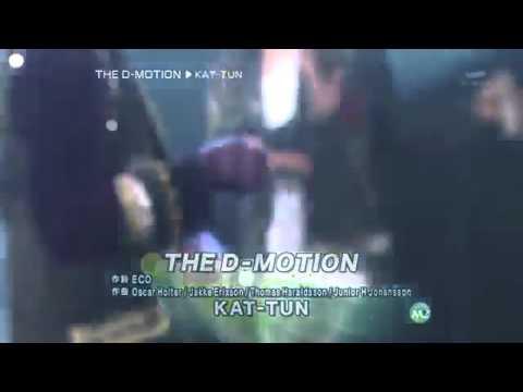 KAT-TUN THE D-MOTION - YouTube