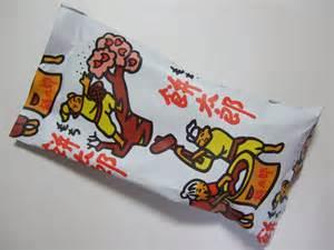 昔よく食べた駄菓子