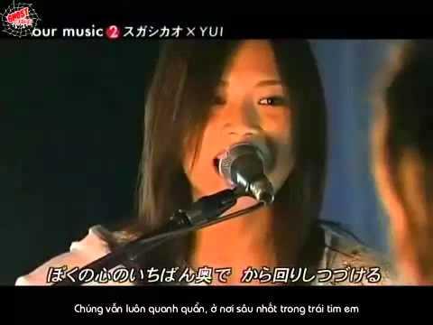 夜空ノムコウ スガシカオ × YUI - YouTube