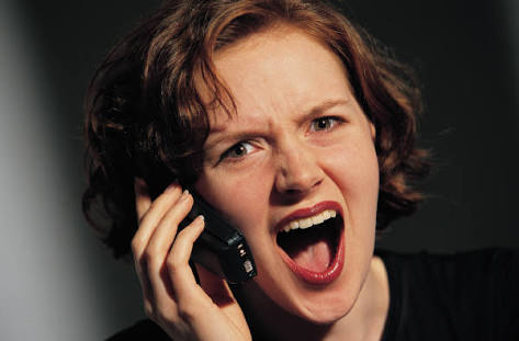 テレビ局にクレーム電話したことありますか?