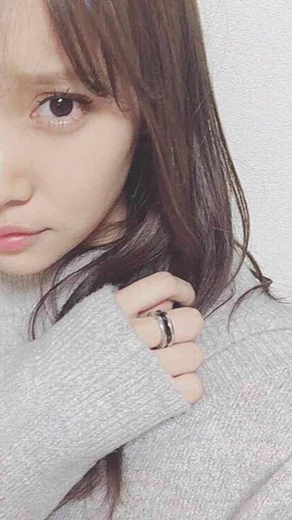 藤田富がAKB48永尾まりやとお揃いのリング、NMB48渡辺美優紀とはお揃いのブレスレット→三角関係かと話題に