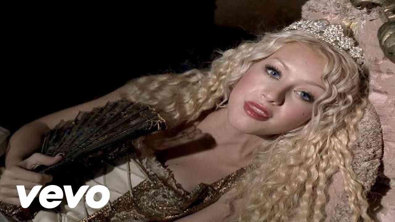 Christina Aguilera - What A Girl Wants - YouTube