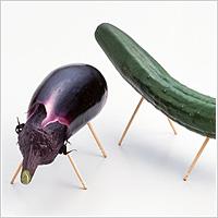 企業が平野レミにフルーツグラノーラを使った創作料理を依頼→野菜に野菜をブッ刺しただけの料理完成(笑)