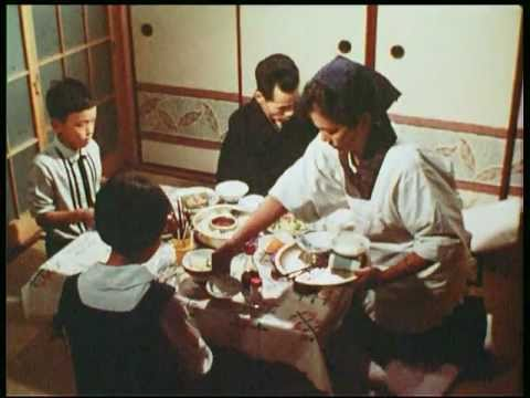 Everyday life in bygone days in Tokyo, 1966 昭和東京 - YouTube