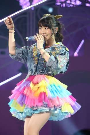 柏木由紀、AKB48初のソロ全国ツアー決定「絶対夢中にさせちゃうぞっ!」