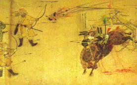 文永の役による元寇(蒙古襲来)とは? | 日本の歴史についてよく分かるサイト