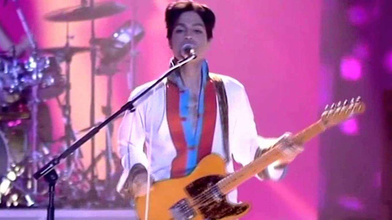 Prince - Purple Rain HD LIVE - YouTube
