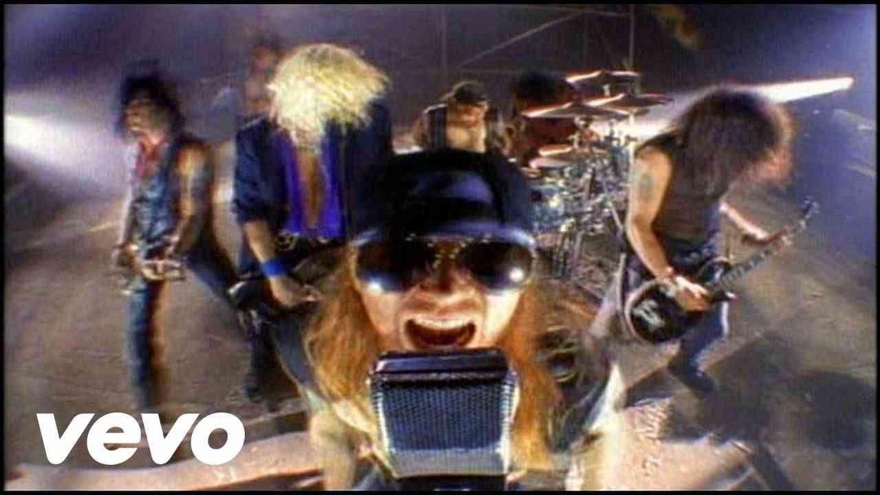 Guns N' Roses - Garden Of Eden - YouTube