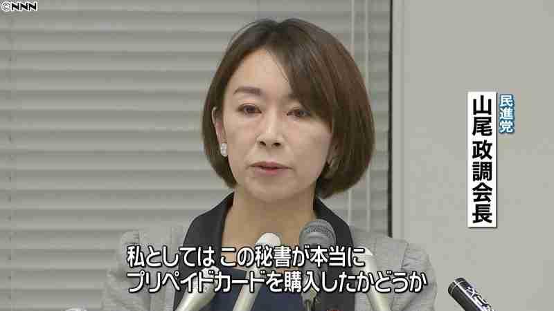 大きすぎるガソリン代…山尾氏「元秘書が」(日本テレビ系(NNN)) - Yahoo!ニュース