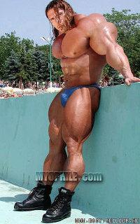 男の筋肉が無理な人