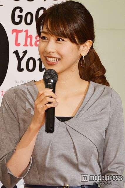 加藤綾子アナのメール術を明石家さんまが絶賛「かわいいー」