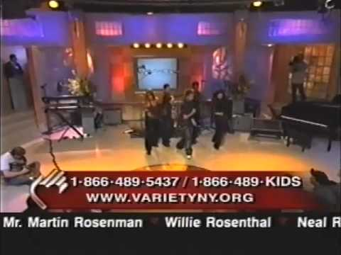 Chris Trousdale Telethon Pt2 The Dream Is Gone 2003 - YouTube