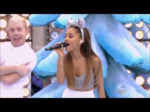 Ariana Grande   Last Christmas/ Santa Tell Me - YouTube