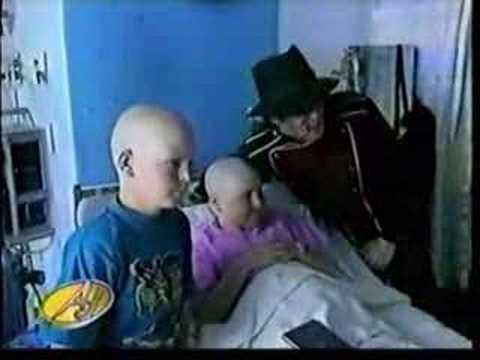 Michael Jackson - A True Humanitarian - YouTube
