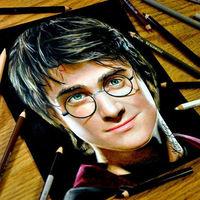 色鉛筆だけで「ハリーポッターの世界」を表現する驚きの超人がいた! - NAVER まとめ