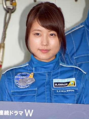 画像・写真   有村架純、連ドラ初主演に「不安ありました」 潜水調査船のパイロット役を熱演 7枚目   ORICON STYLE