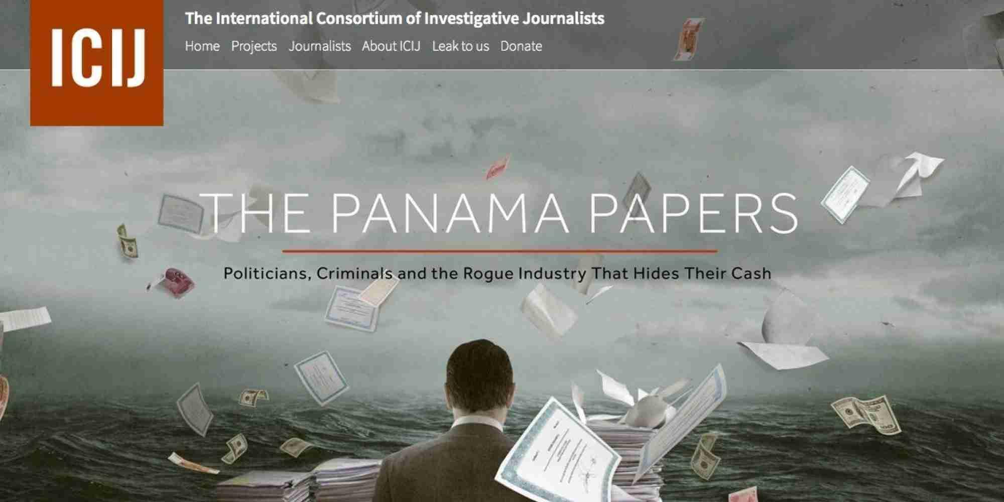 「パナマ文書」が3分で分かる。ジャッキー・チェンやメッシの名前も