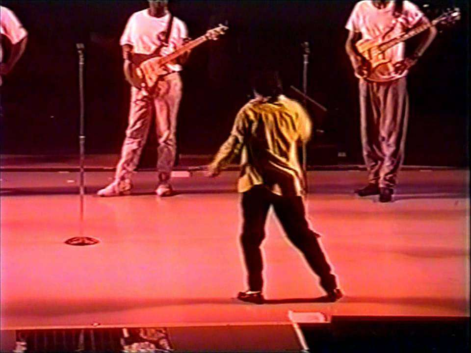 Michael Jackson - Working Day And Night (Dangerous Tour Reheasals) - YouTube