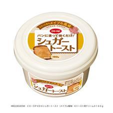 シュガートースト(メイプル風味) 160g|コープ商品を探す|コープ商品サイト|日本生活協同組合連合会