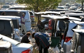 車中泊の女性、エコノミー症候群で死亡 熊本地震で初、21人搬送