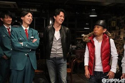 落ちぶれた感が…福山雅治、主演ドラマの番宣で「めちゃイケ」出演は逆効果!?