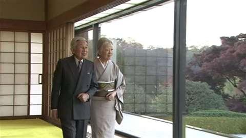 「両陛下、熊本県にお見舞いの気持ち」 News i - TBSの動画ニュースサイト