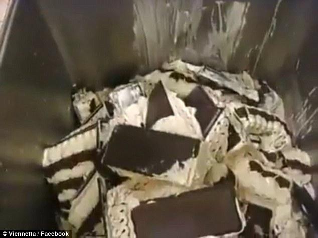 【これは衝撃】ビエネッタアイスクリームの製造過程があまりに斬新だと話題に