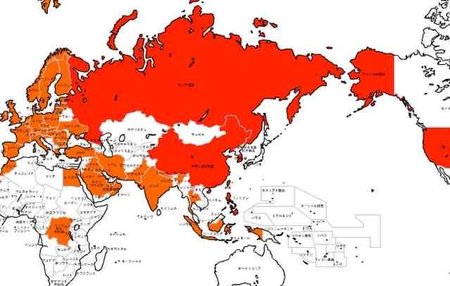 台湾だけじゃあない!福島原発事故後の世界各国の日本食品輸入禁止地図が衝撃的!現在も世界の半数以上が日本食品規制中!|真実を探すブログ
