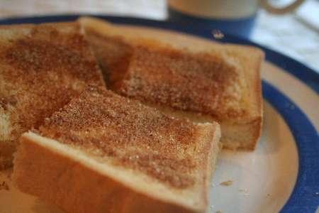 パンにつけると美味しいもの