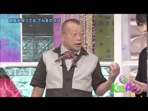 関ジャニの横山裕と鶴瓶のおもしろトーク - YouTube