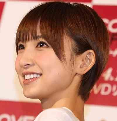 篠田麻里子が危機的状況 レギュラー番組が2本消滅しファンも心配 - ライブドアニュース
