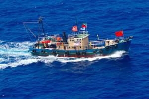 【海上保安庁】中国海警局の船、熊本地震のどさくさに紛れて尖閣諸島周辺に来襲!!